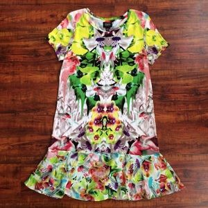 Prabal Gurung Target Floral Dress Medium